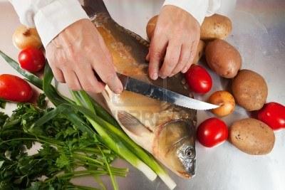 Curso La Cocina del Pescado y de Mariscos