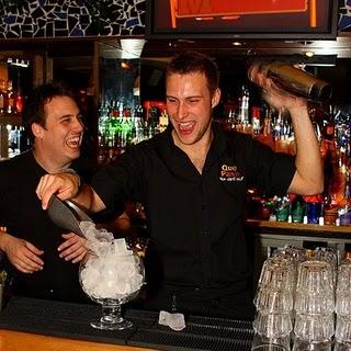 Curso Clases gratis para Barman Prepatacion Tragos en Aula Virtual