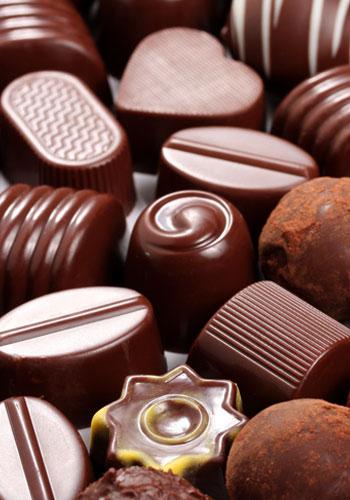 Cursos clases glatis de Chocolates