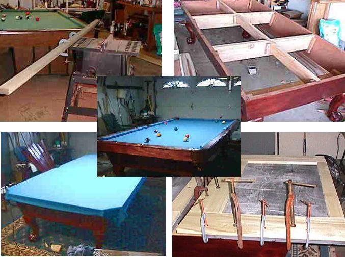 Manuales para construir una mesa de pool billar curso - Como hacer una mesa ...